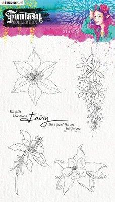 *Pre-order* Studio Light Clearstamp A5 - Fairy Fantasy no. 476