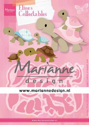 Marianne Design Collectable - Eline's Turles COL1480