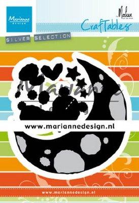 Marianne Design Craftable - Dreaming Bear CR1503