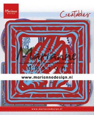 Marianne Design Creatable - Lavender Square LR0647