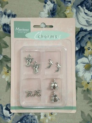 Marianne Design Charms - Christmas JU0901