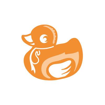 Tonic Studios Rococo Die Baby - Rubber Ducky 1271E SALE