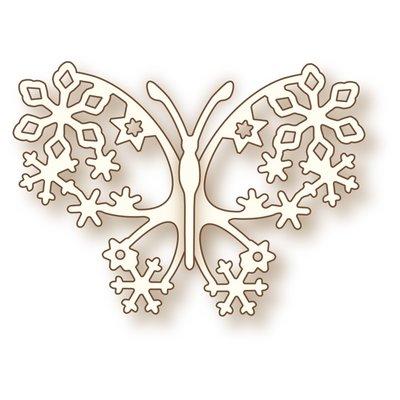 Wild Rose Studio Specialty Die - Winter Butterfly SD029 SALE