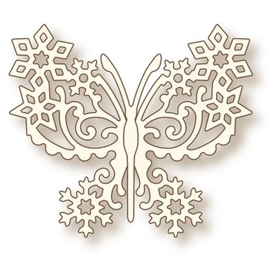 Wild Rose Studio Specialty Die - Frosted Butterfly SD051 SALE
