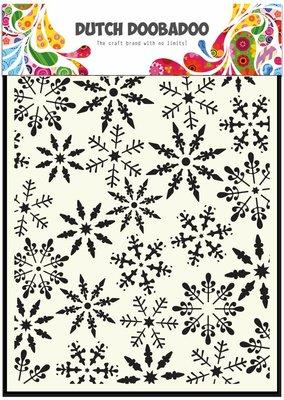 Dutch Doobadoo Mask Art A5 - Ice Stars 470.715.030