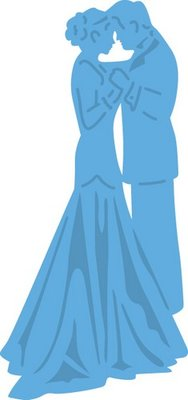 Marianne Design Creatable - Bride & Groom LR0345 SALE