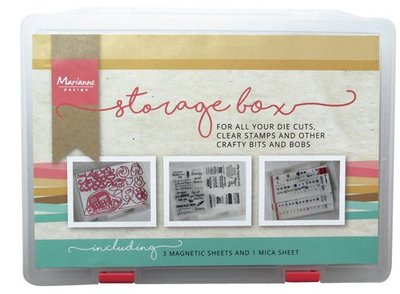 Marianne Design Storage Box - Stamps & Dies LR0006