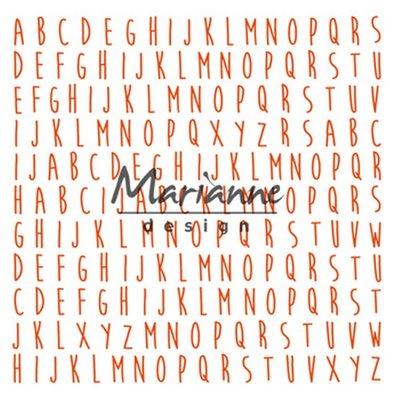 Blossom DF3446 Marianne Design Embossing Folder