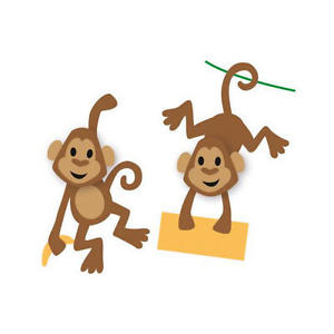 Marianne Design Collectable - Eline's Monkey COL1399