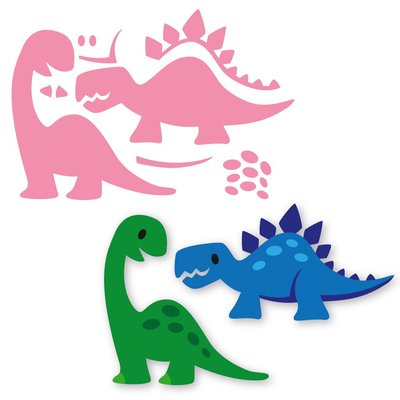 Marianne Design Collectable - Eline's Dino's COL1400