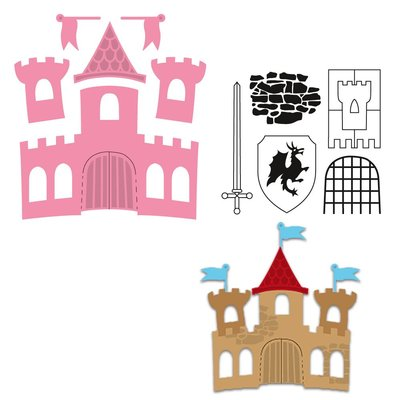Marianne Design Collectable - Castle COL1404