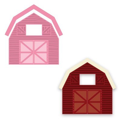 Marianne Design Collectable - Barn COL1406
