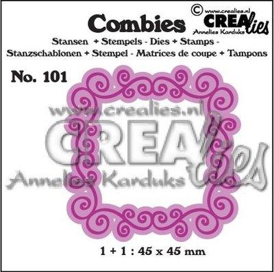 Crealies Combies 101 - Kader A SALE