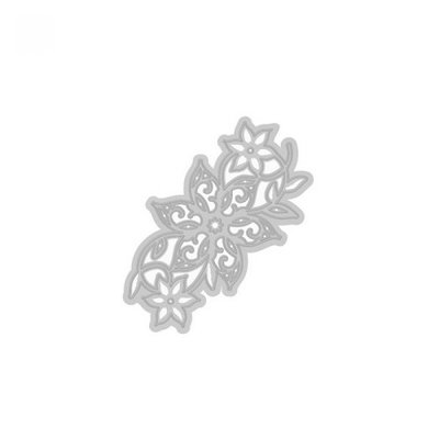 Tonic Studios Rococo Die Christmas - Poinsettia Strip 080E SALE