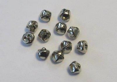 Christmas Bells - Silver 10 mm 12239-3902 SALE