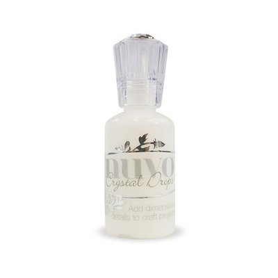 Nuvo Crystal Drops - Simply White 651N