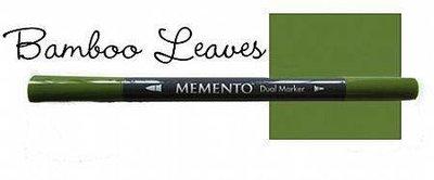 Memento Marker - Bamboo Leaves PM-000-707