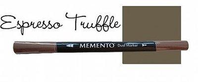 Memento Marker - Espresso Truffle PM-100-808