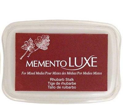 Memento Luxe - Rhubarb Stalk ML-000-301