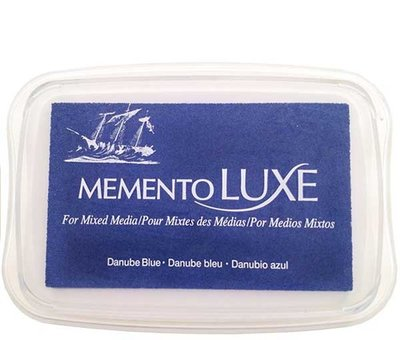 Memento Luxe - Danube Blue ML-000-600
