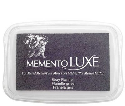 Memento Luxe - Gray Flannel ML-000-902