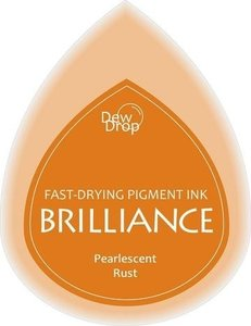 Brilliance Dew Drop - Pearlescent Rust BD-000-061