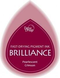 Brilliance Dew Drop - Pearlescent Crimson BD-000-062