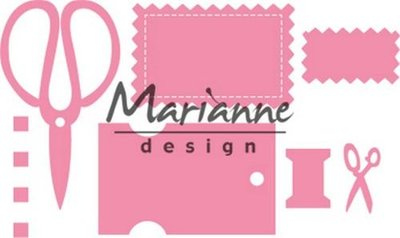 Marianne Design Collectable - Eline's Craft Dates COL1445