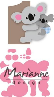 Marianne Design Collectable - Eline's Koala COL1448