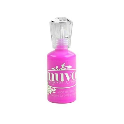 Nuvo Crystal Drops - Party Pink 690N