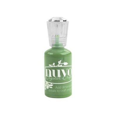 Nuvo Crystal Drops - Olive Branch 688N