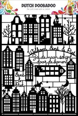 Dutch Doobadoo Paper Art - Sinterklaas 472.950.005