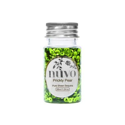 Nuvo Sequins - Prickly Pear 1140N