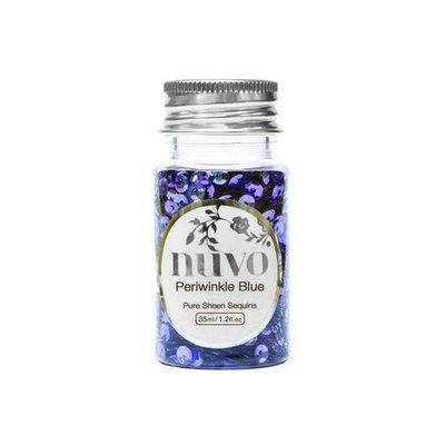 Nuvo Sequins - Periwinkle Blue 1141N