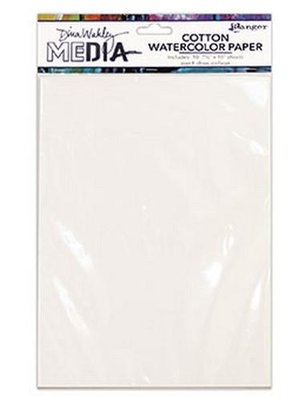 Ranger Cotton Watercolor Paper -  MDJ59646