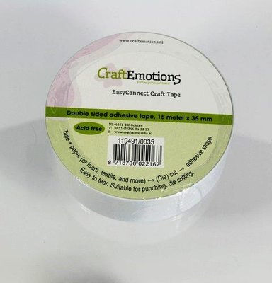 CraftEmotions EasyConnect Craft Tape - 35 mm