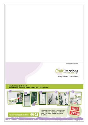 CraftEmotions EasyConnect Craft Sheets - A5
