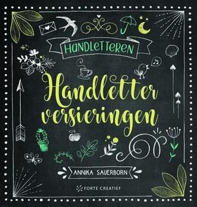 Boek Annika Sauerborn - Handletterversieringen
