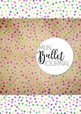 BBNC Mijn Bullet Journal - Stip