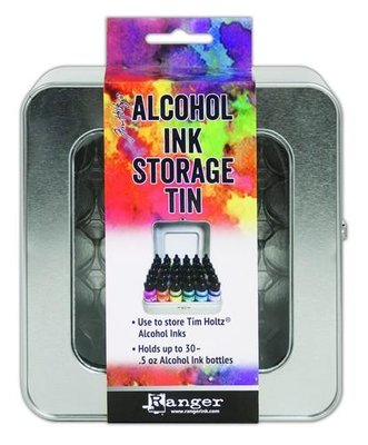 Ranger Alcohol Ink - Storage Tin TAC58618
