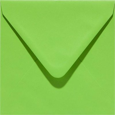 Papicolor Envelope Original 14 x 14 cm - Springgreen 303952
