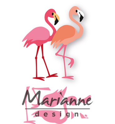 Marianne Design Collectable - Eline's Flamingo COL1456