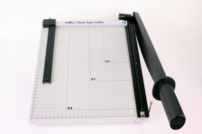 Nellie's Choice Papiersnijder met schuif XL PAT001