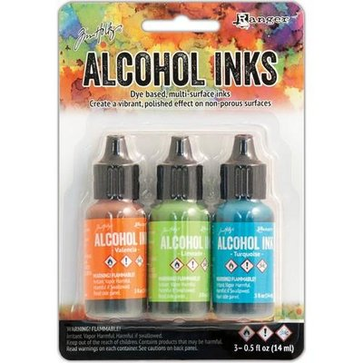 Ranger Alcohol Ink Kit - Spring Break TAK52555