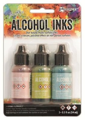 Ranger Alcohol Ink Kit - Countryside TAK25924