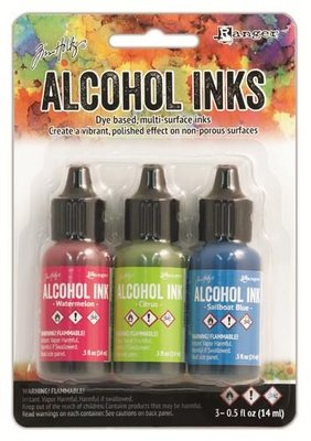 Ranger Alcohol Ink Kit - Dockside Picknick TAK25962