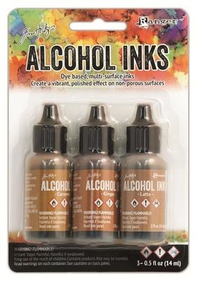 Ranger Alcohol Ink Kit - Cabin Cupboard TIM20691