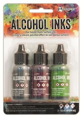 Ranger Alcohol Ink Kit - Cottage Path TIM20714