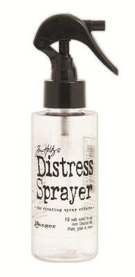 Ranger Spray Bottle - Tim Holtz Distress Sprayer TDA47414