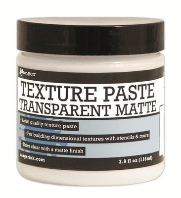 Ranger Texture Paste - Transparant Matte INK44727